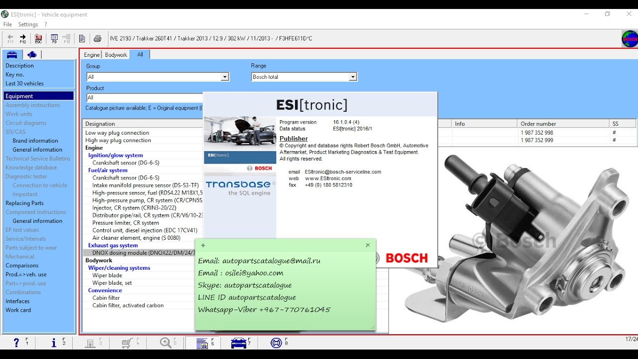 bosch esi tronic 2013 q1 download